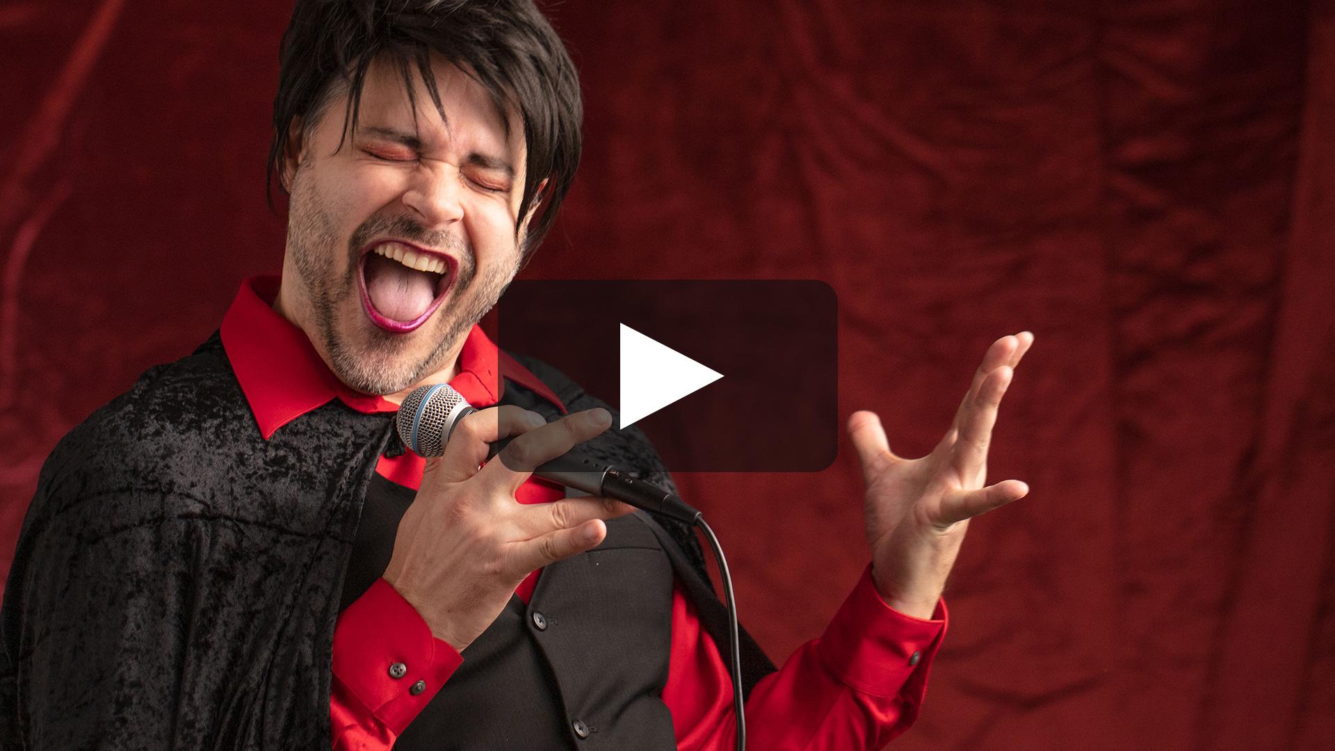 Count Jazzula song medley
