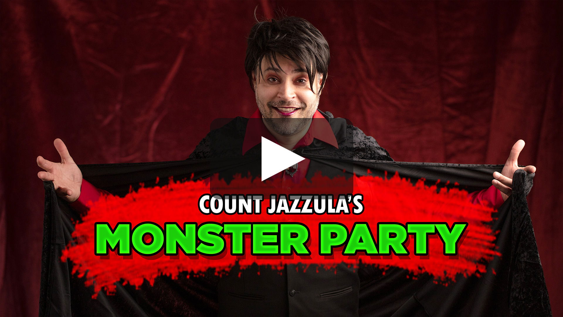 Count Jazzula's Monster Party